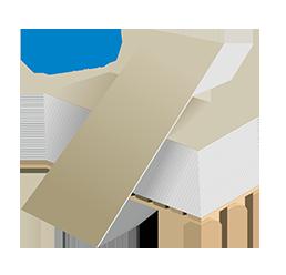 Гипсокартон для стен 12,5 мм