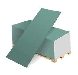 Гипсокартон для потолка 9,5 мм