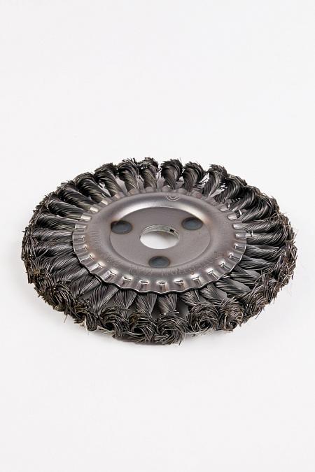 Щетка по металлу на болгарку 125 мм