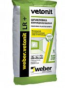 Шпаклевка VETONIT FINISH LR PLUS / ВЕТОНИТ ФИНИШ ЛР ПЛЮС (5 кг)